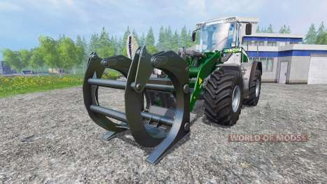 Liebherr L538 [green] для Farming Simulator 2015