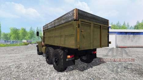 Урал-4320 для Farming Simulator 2015