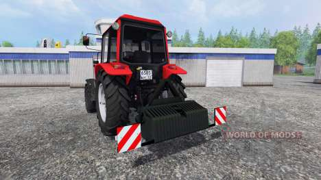 МТЗ-1025.4 для Farming Simulator 2015