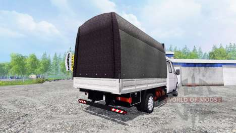 ГАЗ-3310 Валдай v0.5 для Farming Simulator 2015