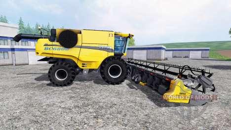 Valtra BC 6800 v1.2 для Farming Simulator 2015