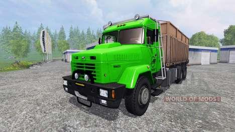 КрАЗ-64431 для Farming Simulator 2015