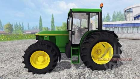 John Deere 6410 SE для Farming Simulator 2015