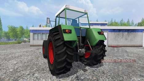 Fendt Favorit 614 LSA Turbomatik v1.1 для Farming Simulator 2015