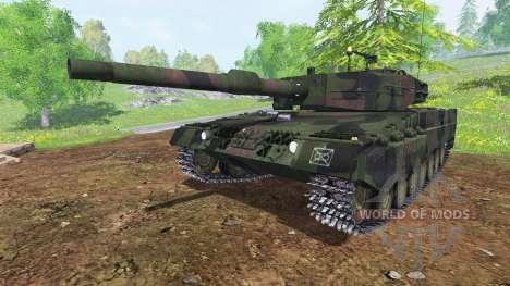 Leopard 2A4 для Farming Simulator 2015