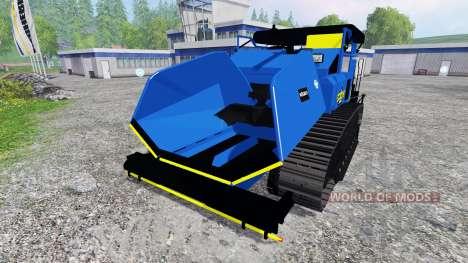 Vogele для Farming Simulator 2015