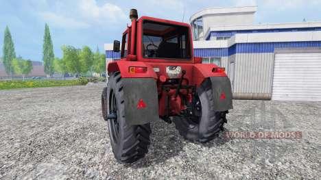 МТЗ-82 v2.0 для Farming Simulator 2015