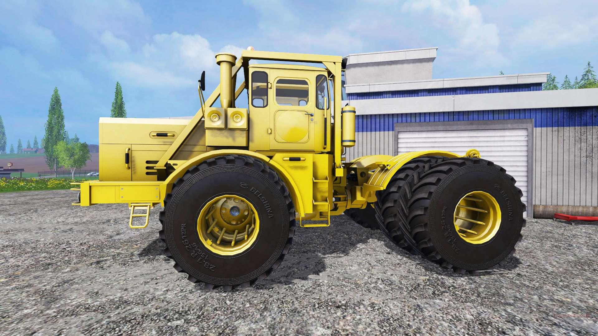 К700 кировец трактор - супер!