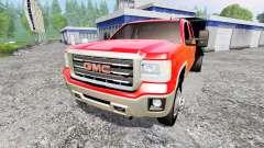 GMC Sierra [dump]