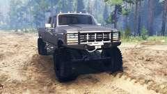 Ford F-350 1984 v2.0 для Spin Tires
