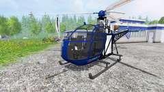 Sud-Aviation Alouette II Gendarmerie