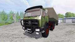 Mercedes-Benz NG 1632 6x6
