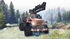 Урал-4320 Полярник v9.0 для Spin Tires