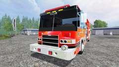 U.S Fire Truck