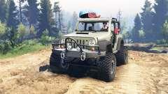 Jeep Wrangler Renegade (JK) v2.0 для Spin Tires