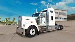 Скин USA Truck на тягач Kenworth W900 для American Truck Simulator