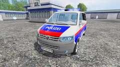 Volkswagen Transporter T5 Police