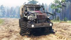Урал-43206 [скаут] для Spin Tires