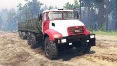 КрАЗ-65032 2012 для Spin Tires