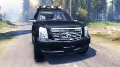 Cadillac Escalade v2.0 для Spin Tires
