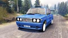 ВАЗ-2106 [турбо] для Spin Tires