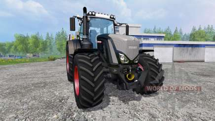 Fendt 939 Vario S4 Black Beauty для Farming Simulator 2015