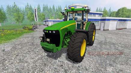 John Deere 8520 [washable] для Farming Simulator 2015