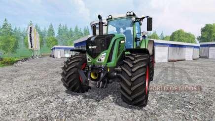 Fendt 927 Vario v1.2 для Farming Simulator 2015
