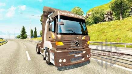 Mercedes-Benz 1944S для Euro Truck Simulator 2