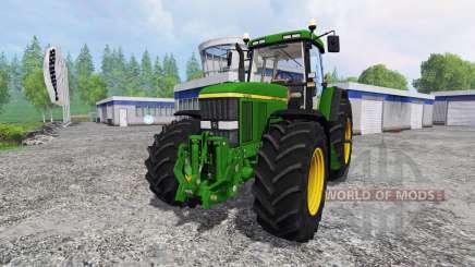 John Deere 7810 [washable] v2.1 для Farming Simulator 2015