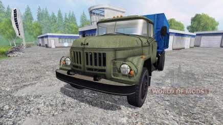 ЗиЛ-131 2x2 для Farming Simulator 2015