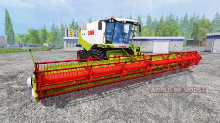 CLAAS Lexion 600 для Farming Simulator 2015