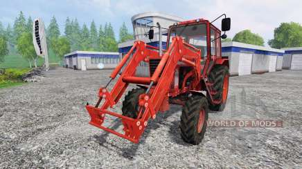 МТЗ-82 FL для Farming Simulator 2015