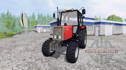 МТЗ-892 Беларус v2.0 для Farming Simulator 2015