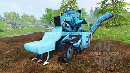 РКС-6 для Farming Simulator 2015