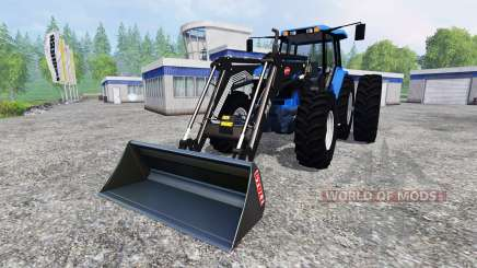 Ford 8970 FL для Farming Simulator 2015