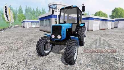 МТЗ-82.1 Беларус v2.0 для Farming Simulator 2015