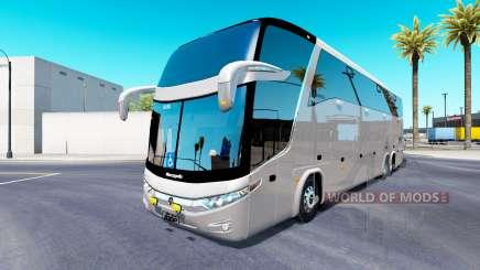 Marcopolo Paradiso G7 1600 LD для American Truck Simulator