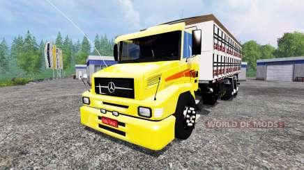 Mercedes-Benz 1620 для Farming Simulator 2015