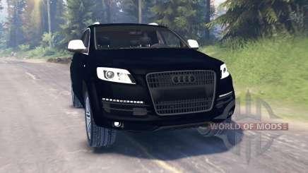 Audi Q7 v5.0 для Spin Tires