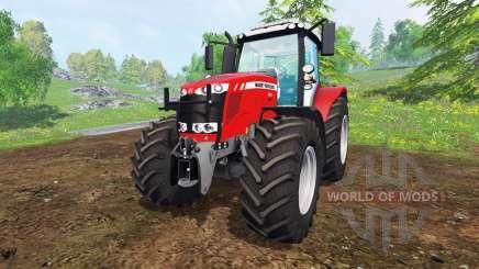 Massey Ferguson 7616 для Farming Simulator 2015