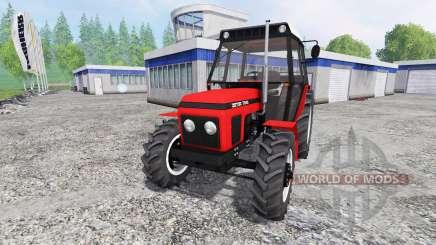 Zetor 7245 v2.0 для Farming Simulator 2015