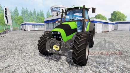 Deutz-Fahr Agrotron 165 для Farming Simulator 2015