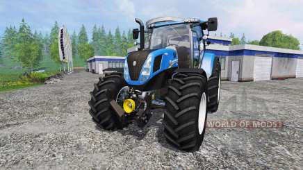 New Holland T7.240 для Farming Simulator 2015