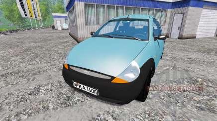 Ford Ka для Farming Simulator 2015