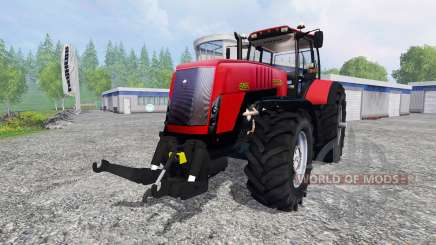 Беларус-4522 v1.4 для Farming Simulator 2015