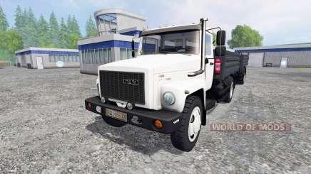 ГАЗ-САЗ-35071 v2.1 для Farming Simulator 2015