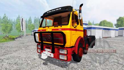 Mercedes-Benz NG 1632 [heavy duty] для Farming Simulator 2015