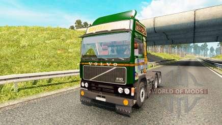 Volvo F10 [fix] для Euro Truck Simulator 2