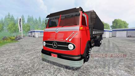 Mercedes-Benz LP 321 для Farming Simulator 2015